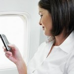 Using an iphone on airplane